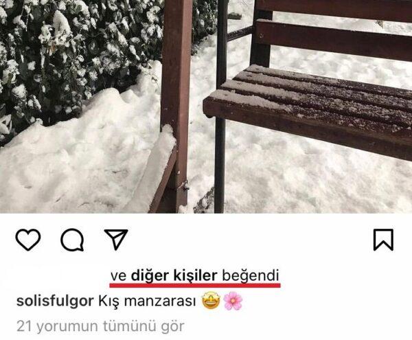 Instagram Beğeni Sayısı Gizleme Nasıl Yapılır?