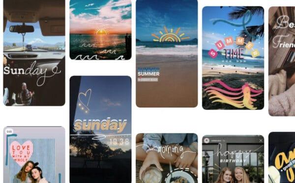 Instagram Story Fikirleri – 10 Harika Fikir
