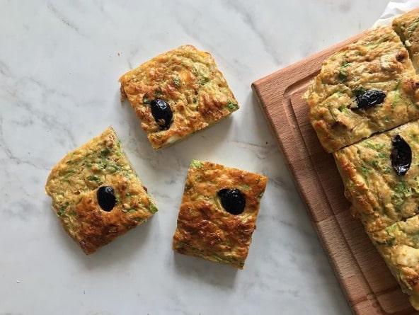 Tuzlu Kek Tarifi – Fit ve Börek Tadında